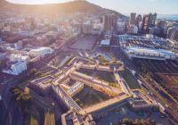 Cape's Bastion Of History